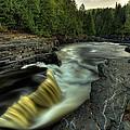 Current River Falls by Jakub Sisak