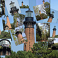 Currituck Beach Light House Station Nc Usa by Kim Galluzzo Wozniak