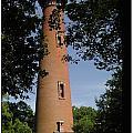 Currituck Beach Lighthouse by Frank Wickham