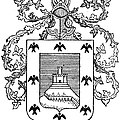 Cusco: Coat Of Arms by Granger