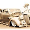Custom 1936 Ford by Steve McKinzie