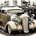 Custom 36 Dodge by Steve McKinzie