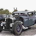 Custom Model A Coupe by Steve McKinzie