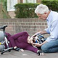 Cycling Accident by