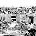 Cyclone Damage, 1896 by Science Source