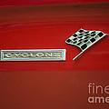 Cyclone Emblem by Thomas Woolworth