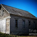 Daddys Old School House by Joyce Kimble Smith