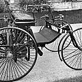 Daimler Automobile, 1889 by Granger