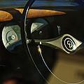 Daimler Steering Wheel by Jill Reger