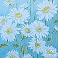 Daisies # 3 by Cilla Mays