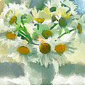 Daisies by Yury Malkov