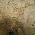 Damaged Surface Iv by Sarah Kemp