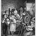 Dames School, 1812 by Granger