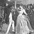 Dance, 19th Century by Granger