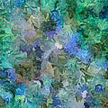 Dance Of The Flowers by Georgiana Romanovna