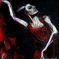 Dancer by Mona Edulesco