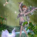 Dances In The Woodlands by Goatlady GetYerGoat