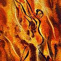 Dancing Fire Viii by Irina Sztukowski