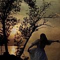 Dancing Girl by Joana Kruse