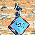 Danger Oil by Lizi Beard-Ward