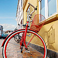 Danish Bike by Robert Lacy