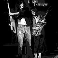 D J And R D In Spokane 1977 by Ben Upham