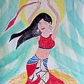 Danse Du Ventre by Sonali Gangane