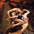 Dante And Virgil In Hell by Pg Reproductions