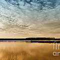 Danube River-sunset by Evmeniya Stankova