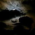 Dark Moon Mystery by Azthet Photography