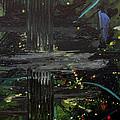 Dark Space by Ethel Vrana
