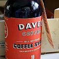 Daves Coffee Syrup by Annie Babineau