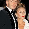David Beckham And Victoria Beckham by Everett