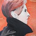 David Bowie by Jeannie Atwater Jordan Allen