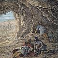 David Cuts Sauls Robe by Granger