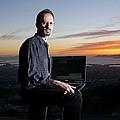 David P. Anderson, Us Computer Scientist by Volker Steger