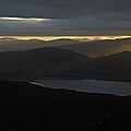 Dawn Breaks Over Loch Kishorn by Gary Eason