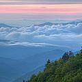 Dawn Great Smoky Mountains by Dean Pennala
