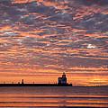 Dawn Highlights by Bill Pevlor