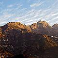 Dawn Vaishno Devi Himalayas by Kantilal Patel
