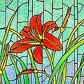 Day Lily by Jim Harris
