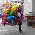 Day Of The Balloons by Alfred Ng