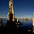 Daybreak On Mono Lake by Joe Schofield