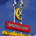 Daylight At The Moonlight by David Lee Thompson