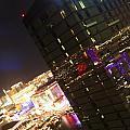 Dazzling Vegas by Caroline Lomeli