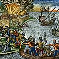De Bry: Chicora, 1590 by Granger