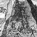 De Bry: Potosi, 1590 by Granger