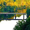 De Gray Bridge by Jan Canavan