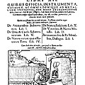 De Re Metallica, Title Page, 16th by Science Source