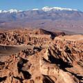 Death Valley - San Pedro De Atacama - Chile by Lelia Valduga